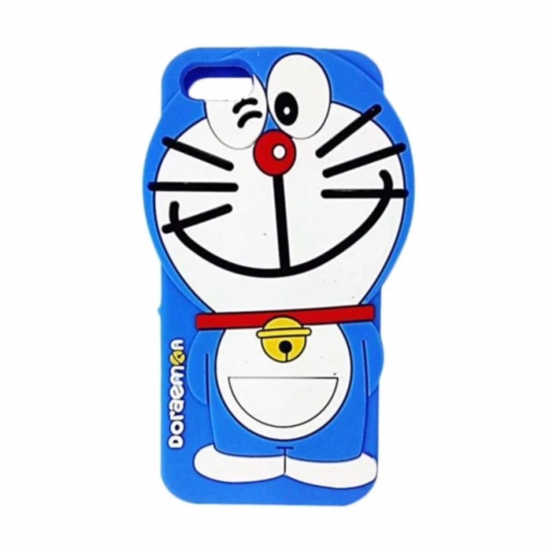 Belanja Terbaik Case Boneka Silicon Kartun Doraemon 3d Softcase Casing