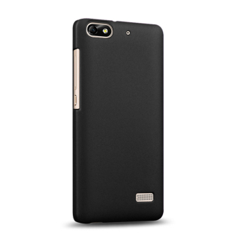 Case for Huawei Honor 4C Hard PC Snap-On Back Case Cover - Black
