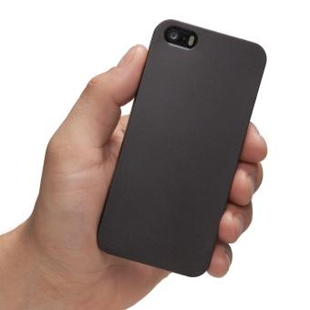 Case For Iphone 7 + UltraSlim Premium Shockproof Hybrid Full Cover Series- Hitam