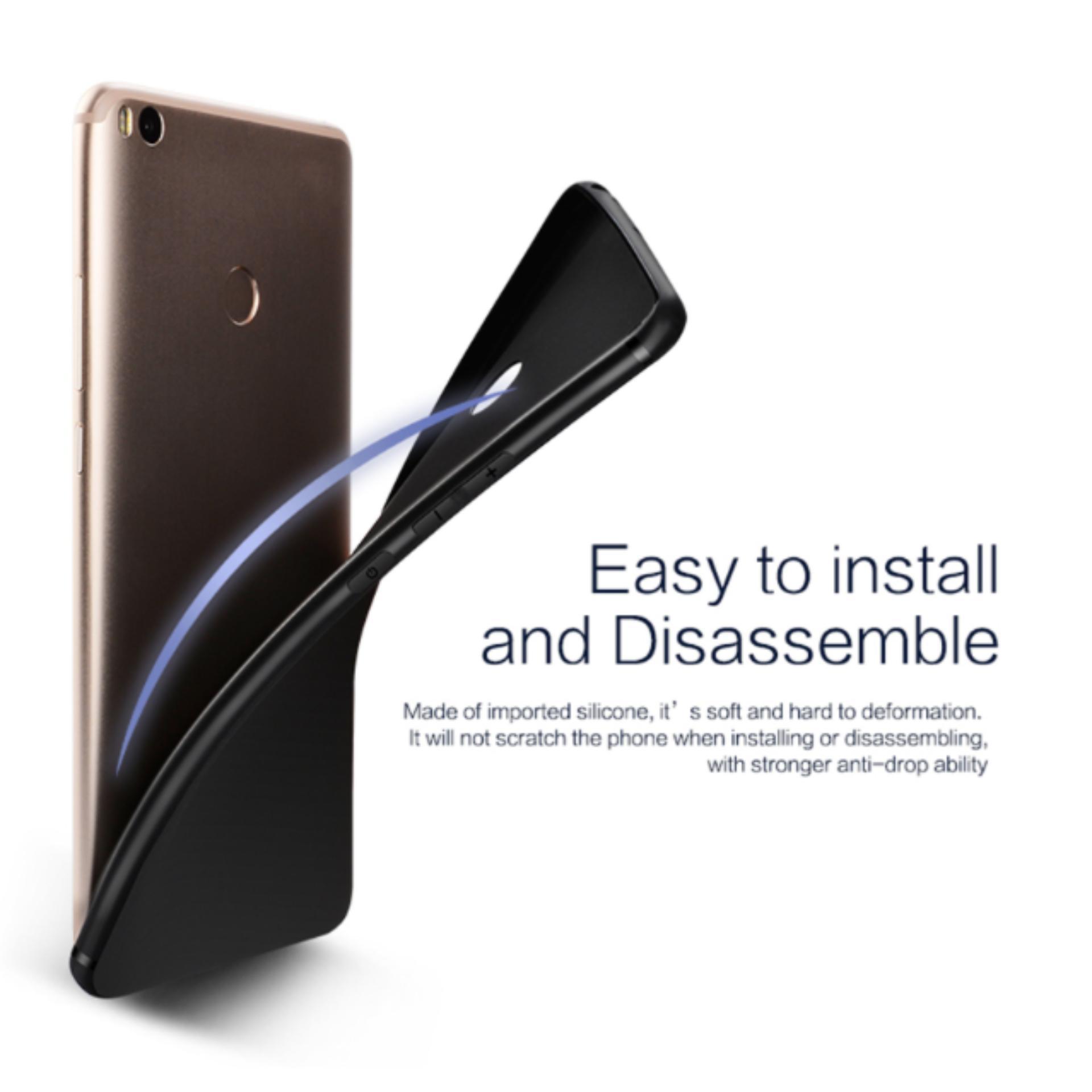 Case For Xiaomi Mi Max 2 UltraSlim Premium Shockproof Hybrid Full Cover Series .