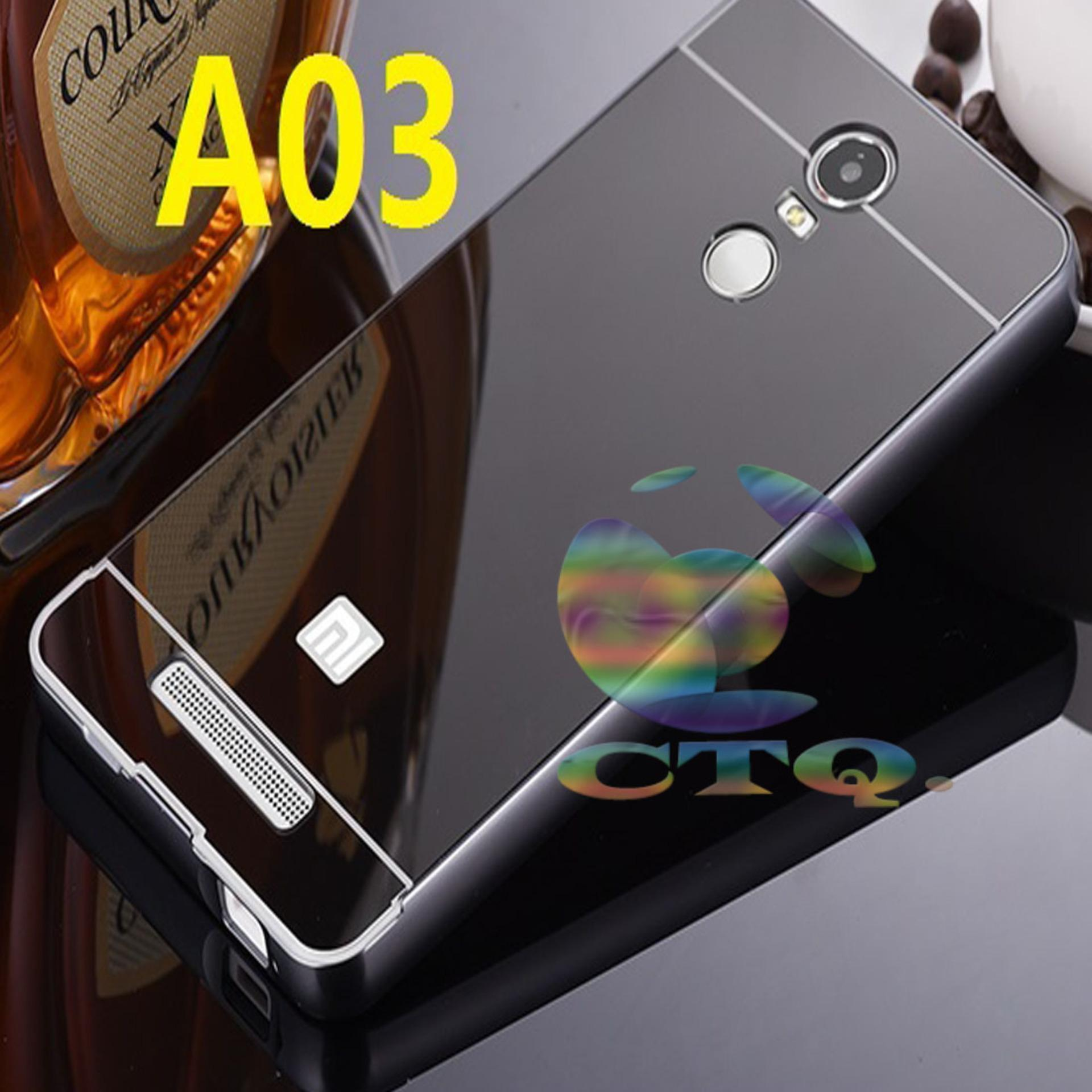 Daftar Harga Case For Xiaomi Redmi Note 4x Bumper Sleding Mirror Aluminium 4 Hard Back Casing Besikaca Metal