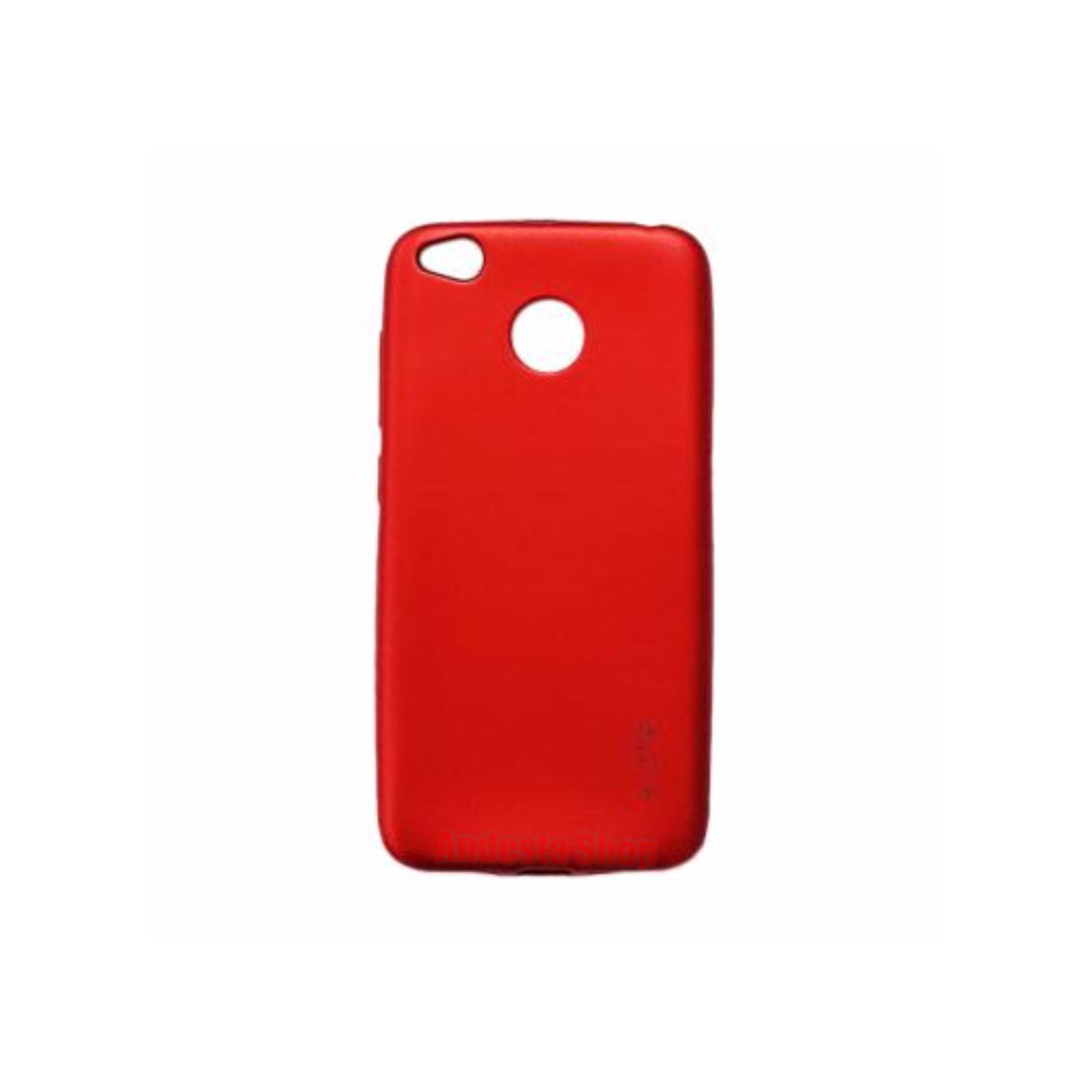 Case Hardcase Xiaomi Redmi 4X Free Tempered Glass .
