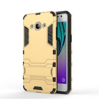 Case Iron Man for Samsung Galaxy A5 2015 (A500) Transformer Ironman Limited - Emas