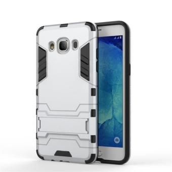 Case Iron Man for Samsung Galaxy J5 2015 Robot Transformer Ironman Limited - Silver