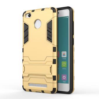 Harga Case Iron Man for Xiaomi Redmi 3S Prime Robot Transformer IronmanLimited Emas Terbaru klik gambar