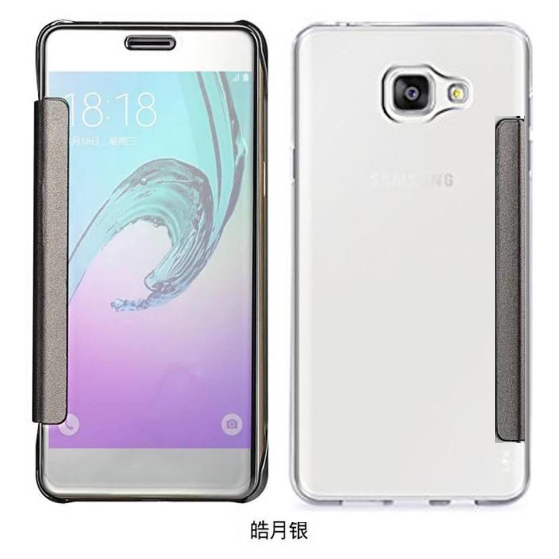 Case Samsung Galaxy A3 2017 A320 Flipcase Flip Mirror Cover S View