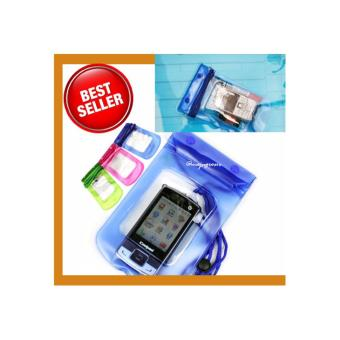 Case / Sarung HP Gadget Smartphone Waterproof / Waterproff Anti AirU