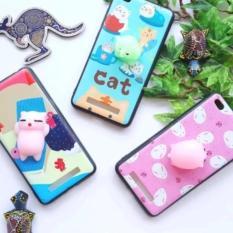 Case Softcase Karakter Skuysi Xiomi Redmi 4A