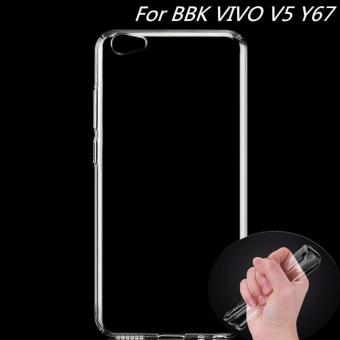 Aluminium Bumper With Mirror Backdoor Slide Gold Gratis iRing Source Case Vivo V5 Y67 Softcase TPU