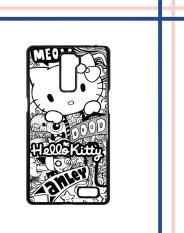 Casing HARDCASE untuk hp Oppo R7 Plus HELLO KITTY W4029