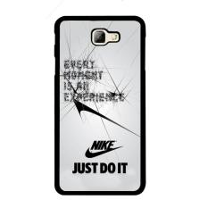 Casing Samsung Galaxy J7 Prime Motif Every Moment is an Experiance Nike Logo