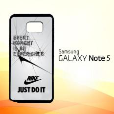 Casing Untuk Samsung Galaxy Note 5 Every Moment is an Experiance