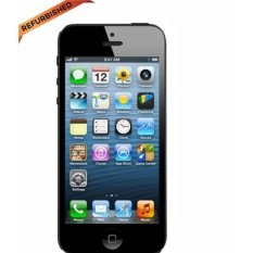 Certified Refurbished Apple iphone 5 - 16GB - Hitam - Grade A