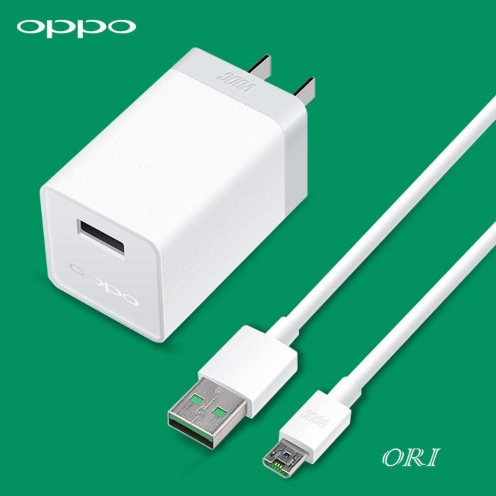 Perbandingan Harga Charger Oppo Vooc Original Fast Charging Travel With Micro Usb Data Cable 5 V