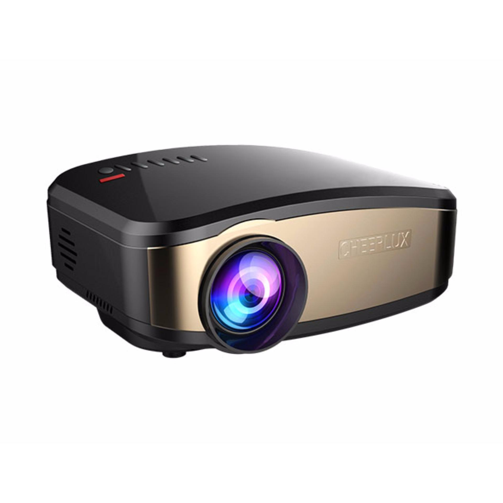 ... Cheerlux C6 Wifi Mini Proyektor with tv tunner vs uc46 , eug600dc6d ...