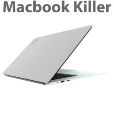 CHUWI NoteBook Laptop Intel Z8350 4GB 64GB 15.6 Inch Windows 10 - MacBook Killer - Silver