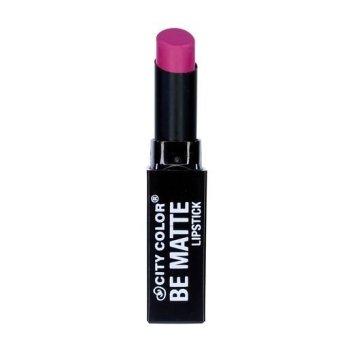 City Color Be Matte Lipstick - Jasmin