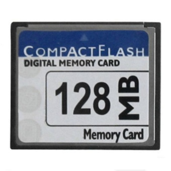 Compact Flash 128MB Memory Card - intl