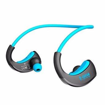 ... dan mikrofon ( biru)- International. Source · DACOM Armor G06 bluetooth Headphone Sport Earpods IPX5 air - bukti Headset nirkabel anti keringat Earphone