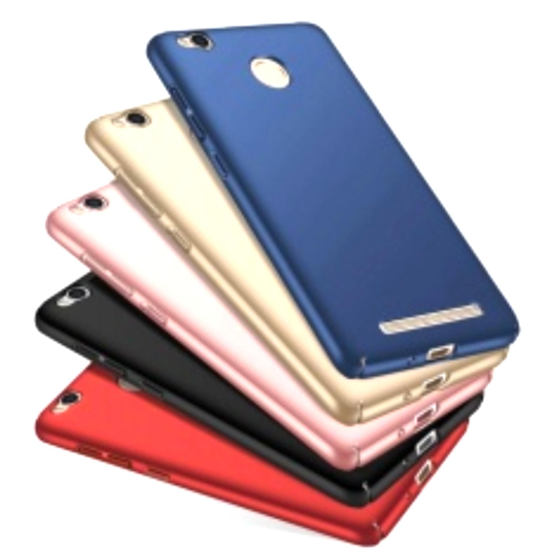 ... Delkin Hard Case for Xiaomi Redmi 4X Free Tempered Glass