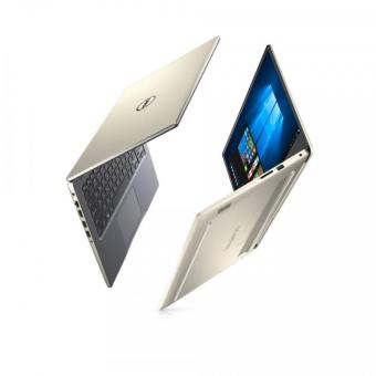 Dell Inspiron 7460 [Ci7-7500U, 8GB, 1TB + 128GB SSD, nVidia 2GB, Windows 10] Gold