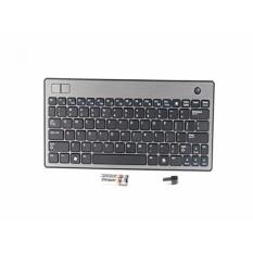 Dell Wireless Trackball 83 K US Compact Keyboard HN4NF-Intl