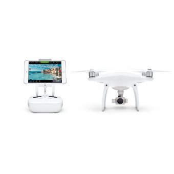 DJI Phantom 4 Drone Quadcopter With 4K Camera - Putih