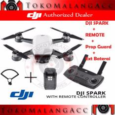 DJI SPARK + WITH REMOTE CONTROLLER COMBO PAKET