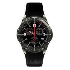 DM368 Quad Core 512Mb + 8Gb MTK6580 1.3MP Camera Smart Watch with Wi-Fi(Black) - intl