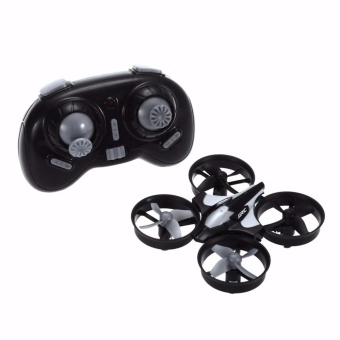 Drone Mini JJRC H36 with Led 6-Axis Gyro Headless Mode RTF 2.4GHz