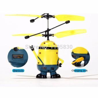 Drone Mini on Flying Toy Heli Sensor Terbaik 2017 Karakter Untuk Anak