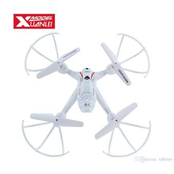 Drone Quadcopter Xuanlei Explorer Camera WIFI with FAR SHOT LASER LIGHT