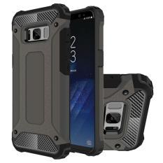 Dual Layer Case For Samsung Galaxy S8 Plus Hybrid TPU PC Heavy DutyArmor Shock Absorbing Protective