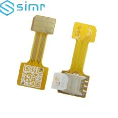 Dual Sim Card + Micro SD Converter - Hybrid Dual SIM Extension