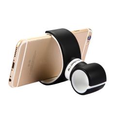 Dudukan Telepon Berbentuk Double C ALLOYSEED untuk IPHONE 7/6 S/6/5 S/5C/ 5, samsung GALAXY S5/S3/S4, Google Nexus 5/4, LG G3, HTC And Perangkat GPS