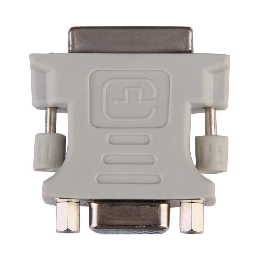 ... DVI DVI-I Male 24+5 Pin to VGA Female Video Converter Adapter M ...