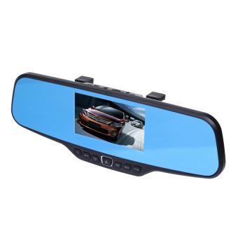 DVR Mobil Kaca Spion Kamera HD Penuh 1080 P 43 \