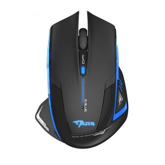 E-blue Mazer Type R Optical Gaming Mouse EMS124BK - Black