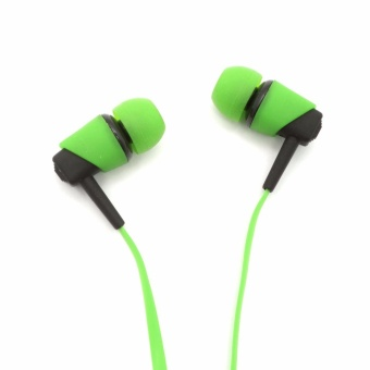 Earphone BOSE / Headset BOSE Bass SNA - 128 - Hijau