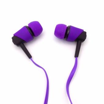 Earphone BOSE / Headset BOSE Bass SNA - 128 - Ungu