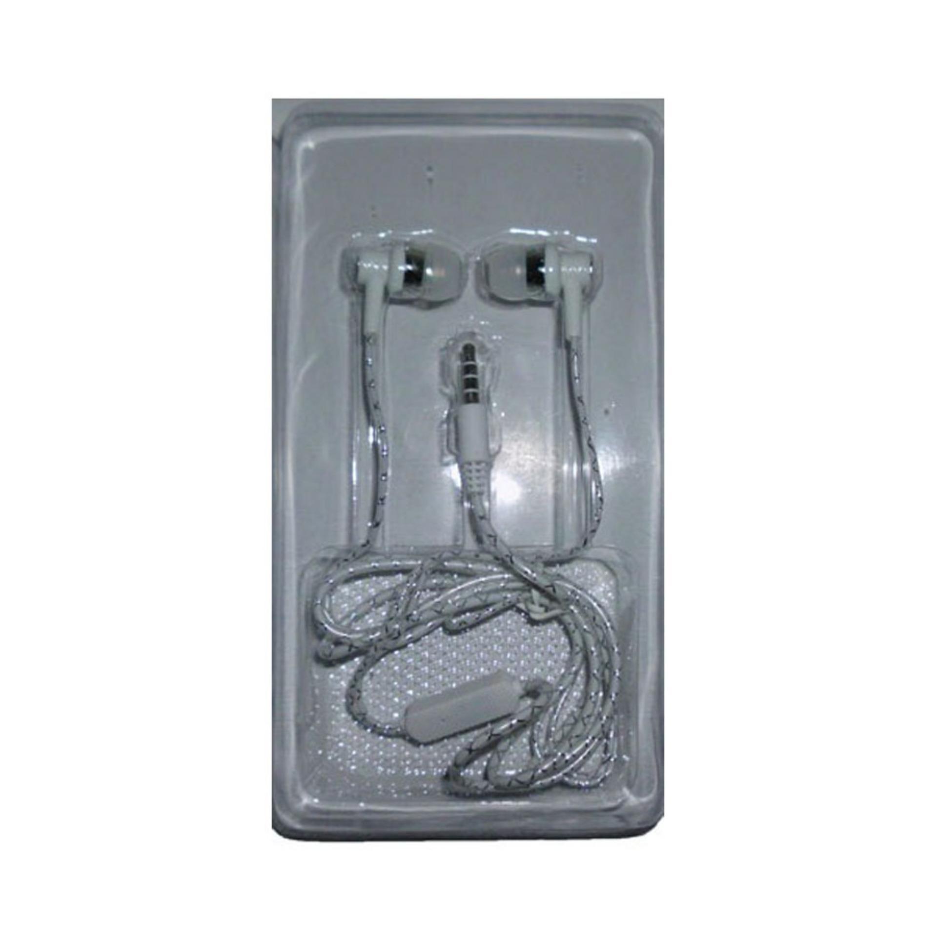 Earphone Handsfree Headset Headphone Super Bass .