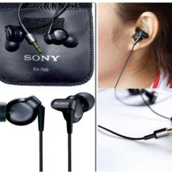 Harga Earphones Headset Handsfree Sony Walkman Mdr-Ex700 Super Bass Original