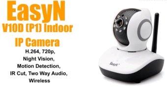 EasyN Rotating CCTV IP Camera EasyN Mini 10D Wifi Plug and View