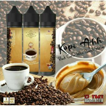 EJMI Kopi Ahh Vape Liquid Nic 3MG 60ML Indonesian Juice