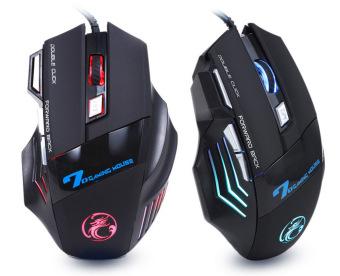 Estone X7 Mouse Gaming 7D Dota 2 Game