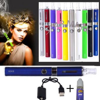 Evod Rokok Elektrik Include Charger + Free 1 Pcs E-Liquid..
