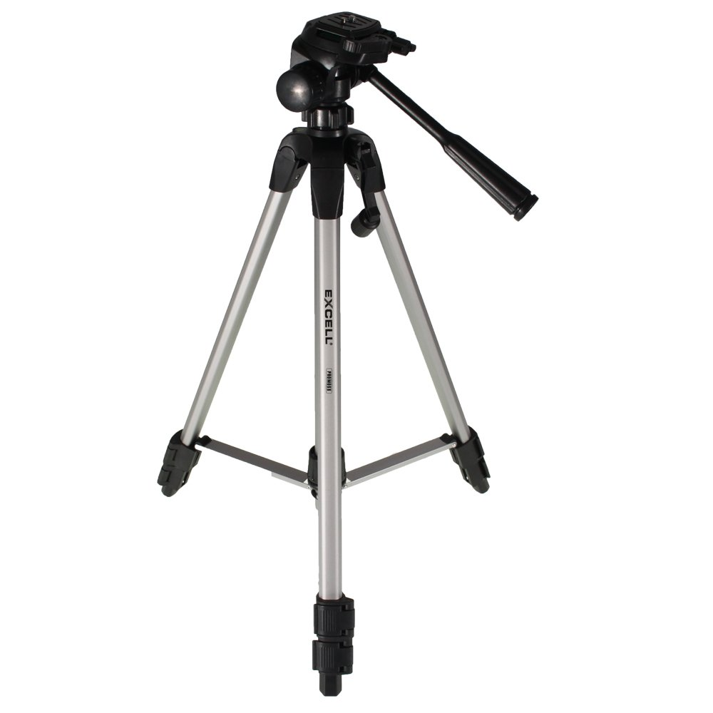 Excell Tripod Promos - Silver