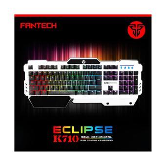 Fantech K710 Eclipse Silver Spec dan Daftar Harga Terbaru Indonesia Source · Bandingkan Toko Fantech K710 Eclipse Keyboard Keyboard Gaming Belanja murah