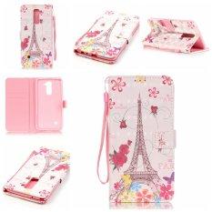 Fashion 3D Protective Stand Wallet Purse Credit Card ID HoldersMagnetic Flip Folio TPU Soft Bumper PU