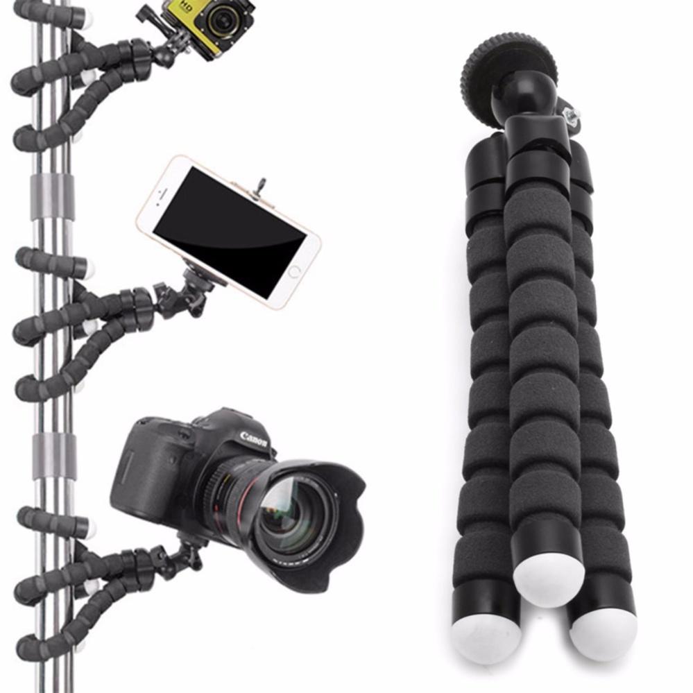 ... Flexible Tripod Stand Gorilla Mount Monopod Holder Octopus ForGoPro Camera - intl ...